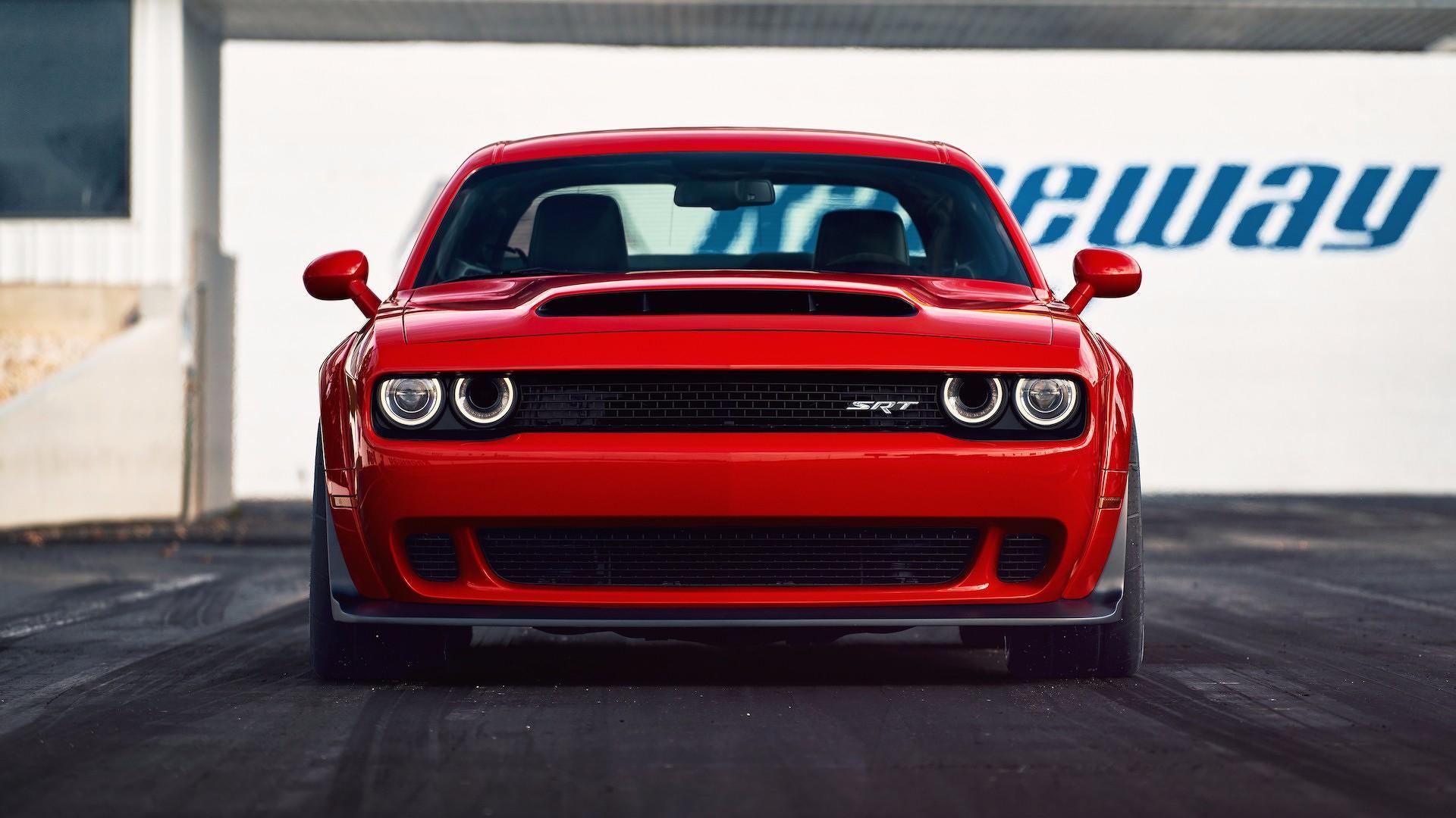 Dodge избавился от «Демонов» 1