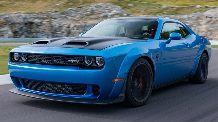 Dodge может сделать SRT Hellcat гибридом 1