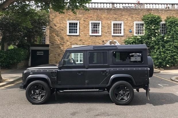 Land Rover Defender получил «прощальную» версию под названием «End Edition» 4