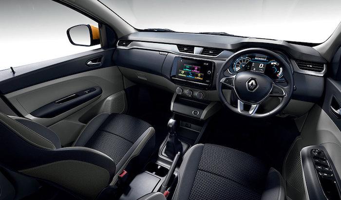 Опубликованы новые подробности о кроссовере Renault Triber 2