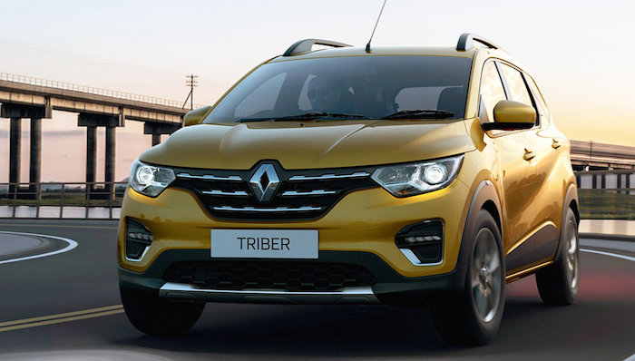 Опубликованы новые подробности о кроссовере Renault Triber 1