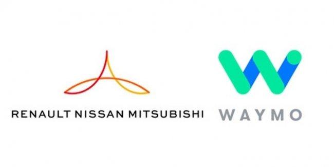 Nissan и Renault подписали с Waymo эксклюзивный договор с целью развития сервисов беспилотного транспорта 1