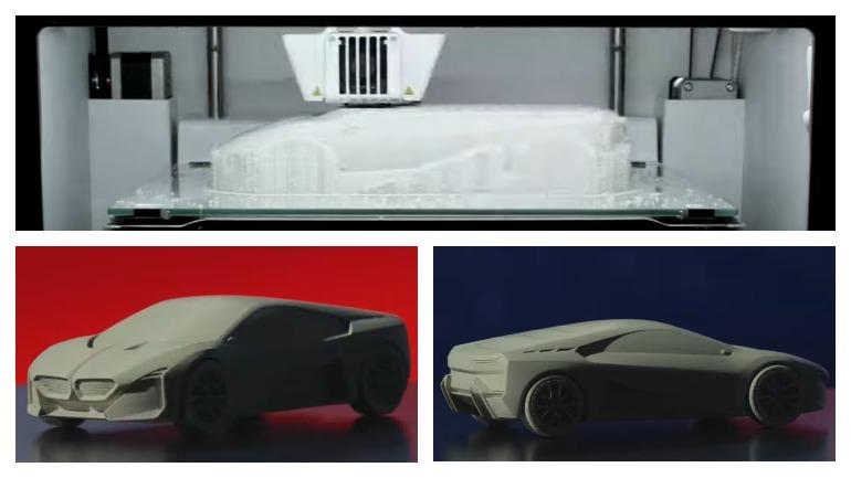 BMW можно распечатать на 3D-принтере 1