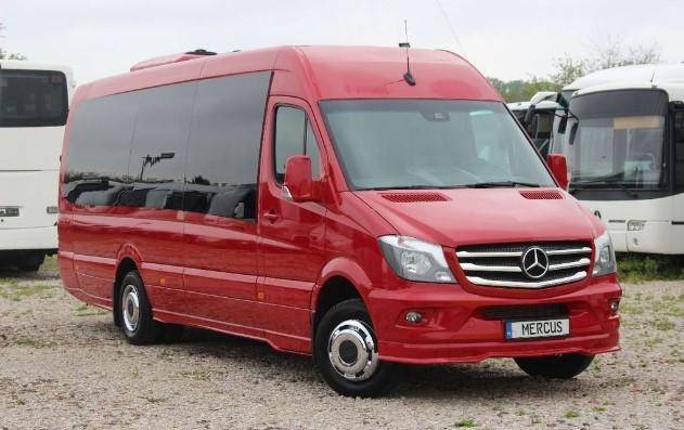 Как правильно выбрать пассажирский микроавтобус? — AvtoBlog.ua