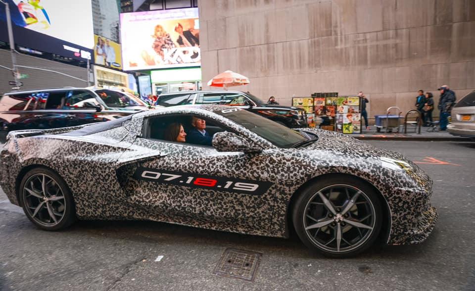 Пришло время для кроссовера Corvette 1