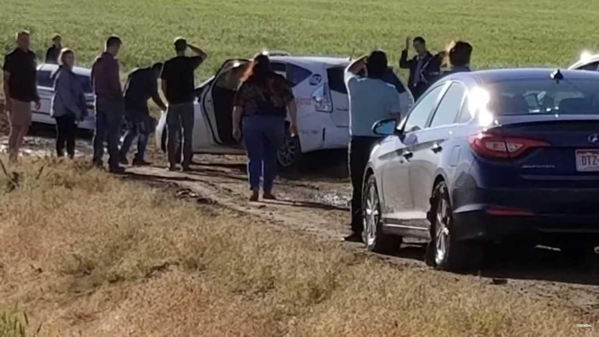 В Колорадо около 100 машин застряли из-за советов навигатора 1