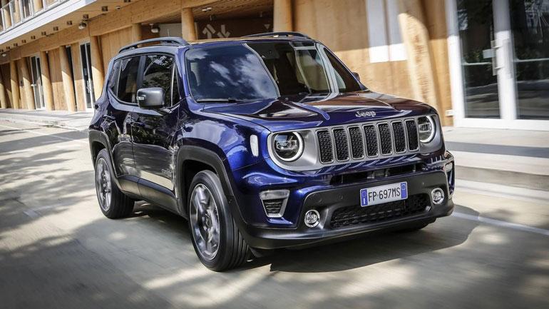 Jeep представил свой первый электромобиль 1