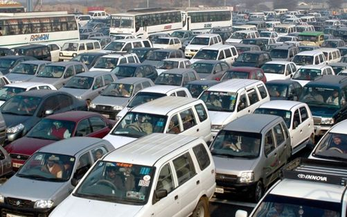 В Индии появились кладбища новых авто 1