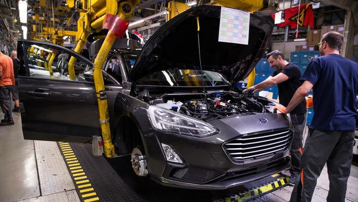 Ford сократит 12 тысяч рабочих по всей Европе к 2020 году 1