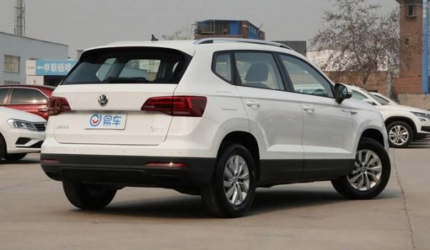 Бюджетный VW Tharu обогнал Toyota RAV4 по продажам в Китае 2