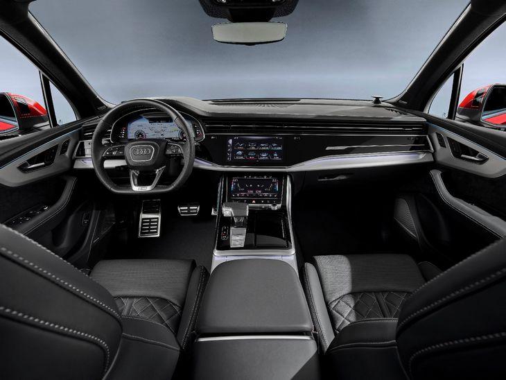 Audi обновила флагманский внедорожник Q7 2