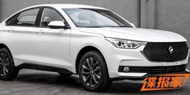 «Рассекречен» новый флагманский седан Baojun RC-6 1