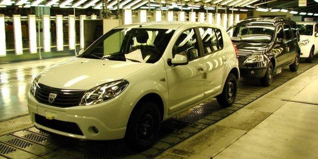Renault Romania инвестирует 100 миллионов евро в завод Dacia 1