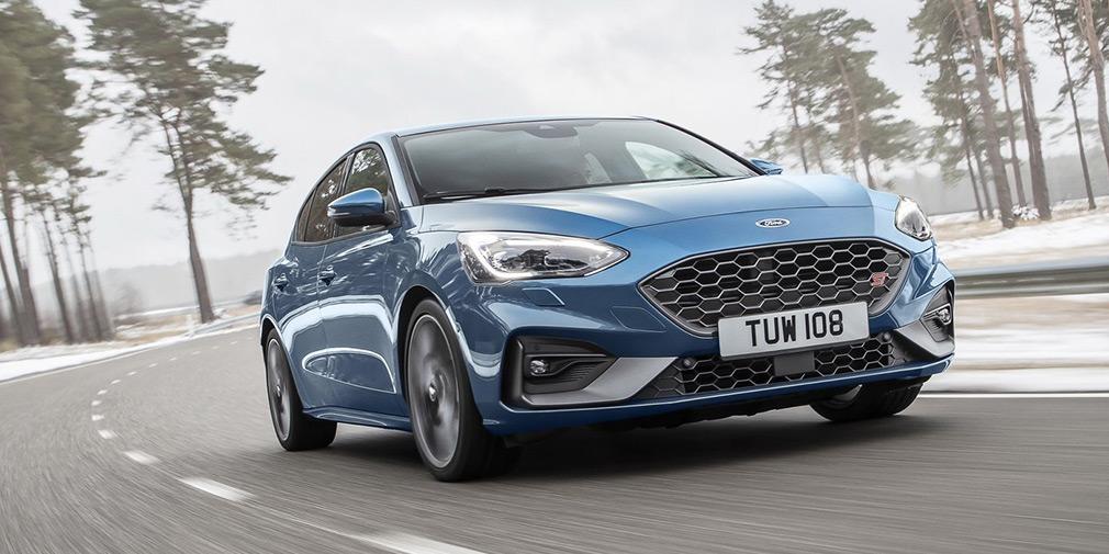 Ford рассказал о самом мощном и быстром Focus ST в истории 1