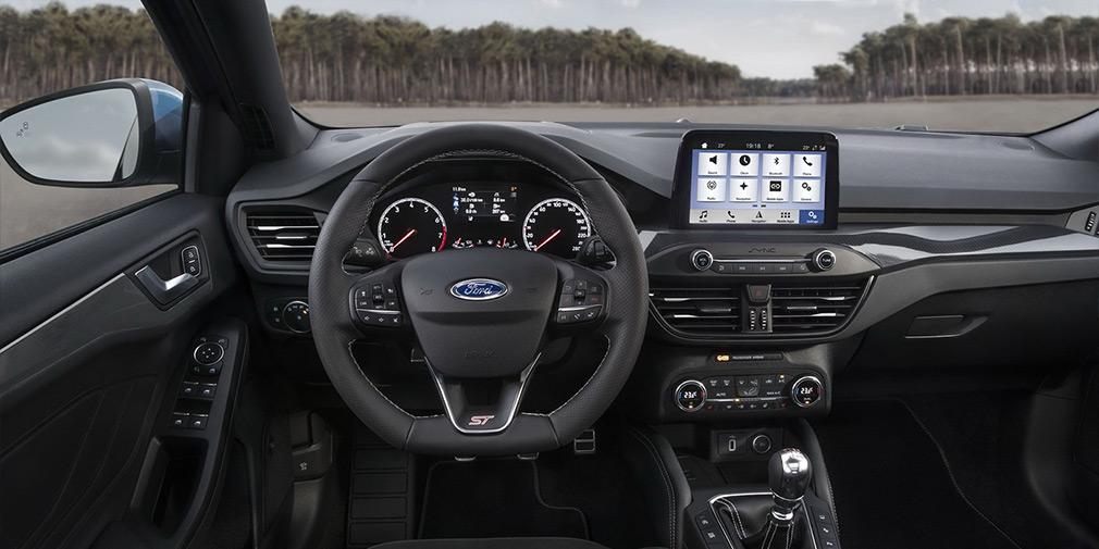 Ford рассказал о самом мощном и быстром Focus ST в истории 3