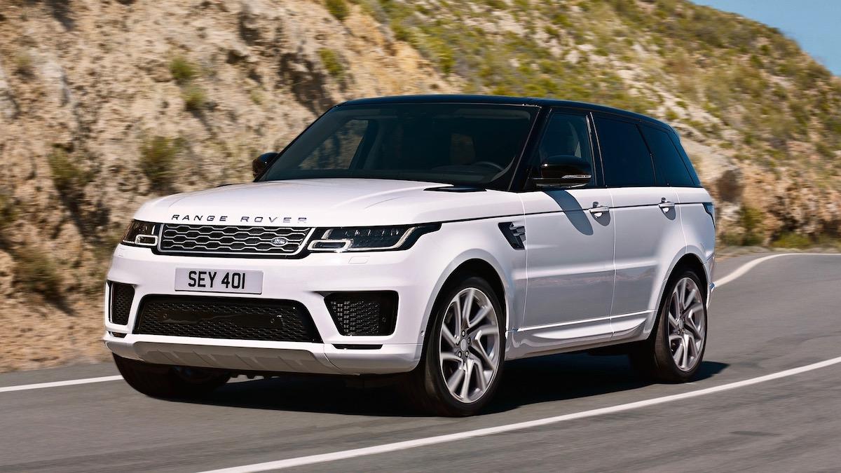 Новый Range Rover станет электрическим 1