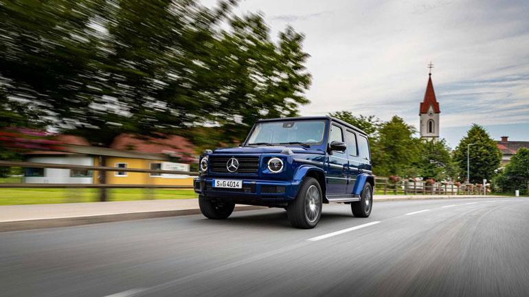 Mercedes-AMG G63 празднует 20-летие 2