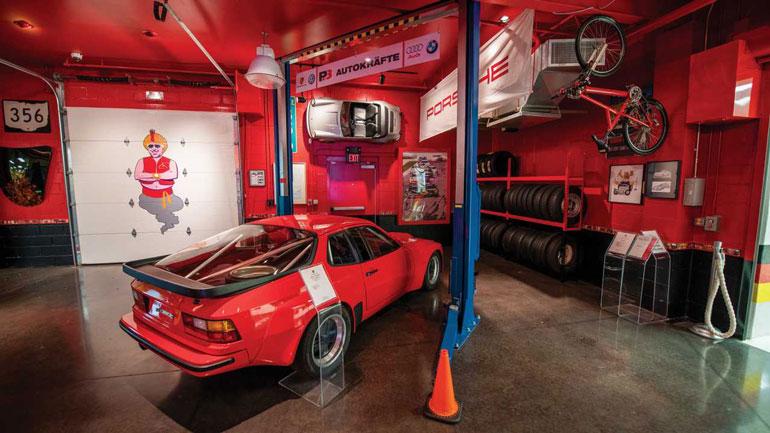 На аукцион выставлена коллекция из более 30 редких Volkswagen и Porsche 1