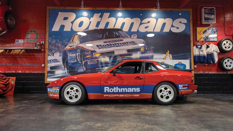 На аукцион выставлена коллекция из более 30 редких Volkswagen и Porsche 3