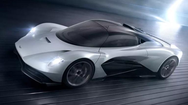 Официально: Aston Martin «Вальгалла» - новый автомобиль Джеймса Бонда 1