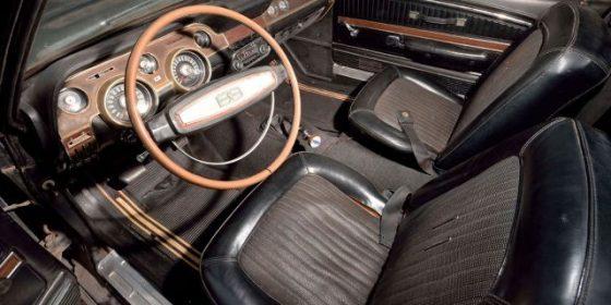 В заброшенном сарае нашли уникальное купе Shelby за сто тысяч долларов 2