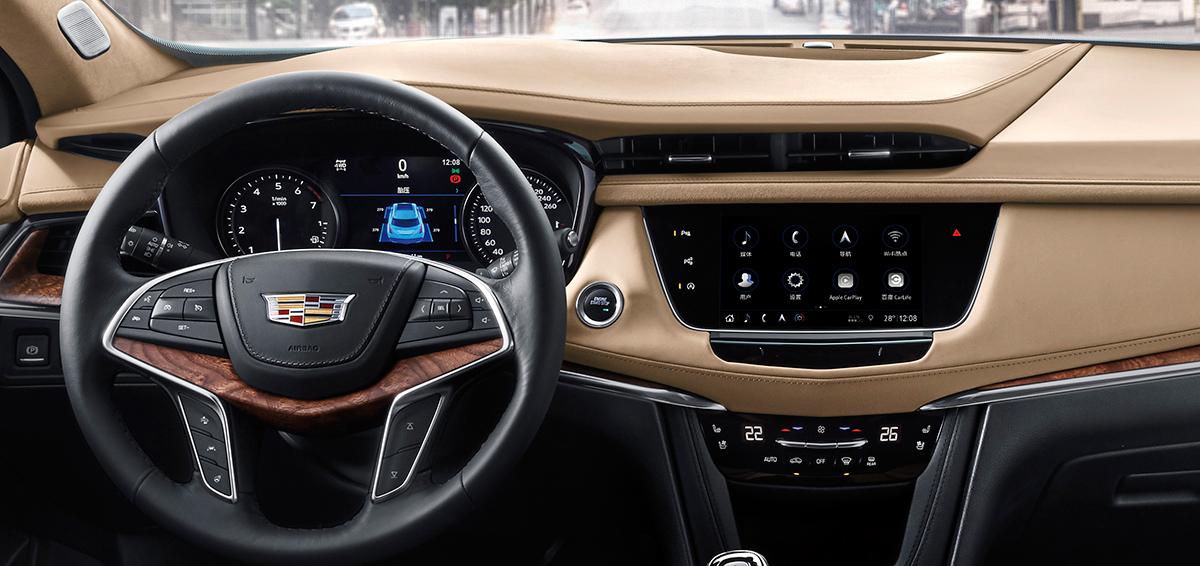 Кроссовер Cadillac XT5: рестайлинг и новый мотор 2