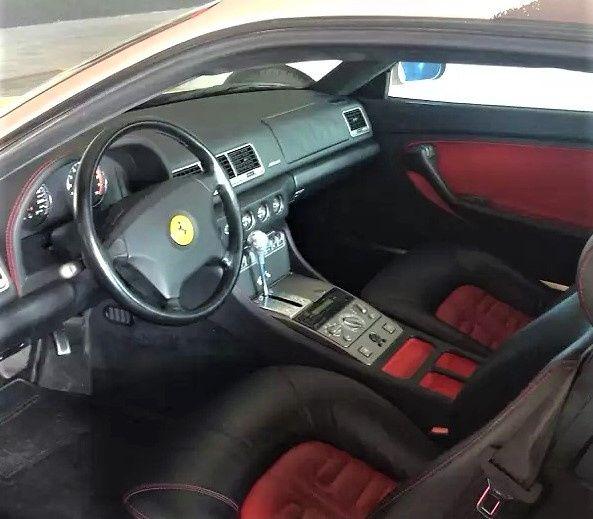 В Украине нашли редчайшую б/у Ferrari по цене седана 2