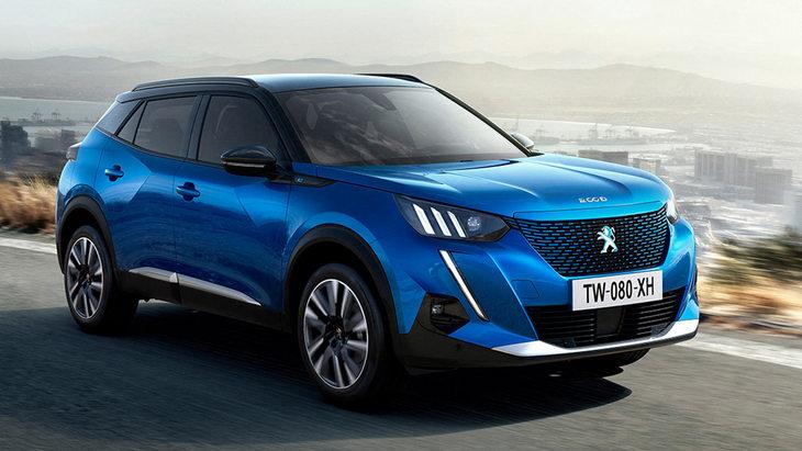 Peugeot выводит на рынок новое поколение кроссовера 2008 2
