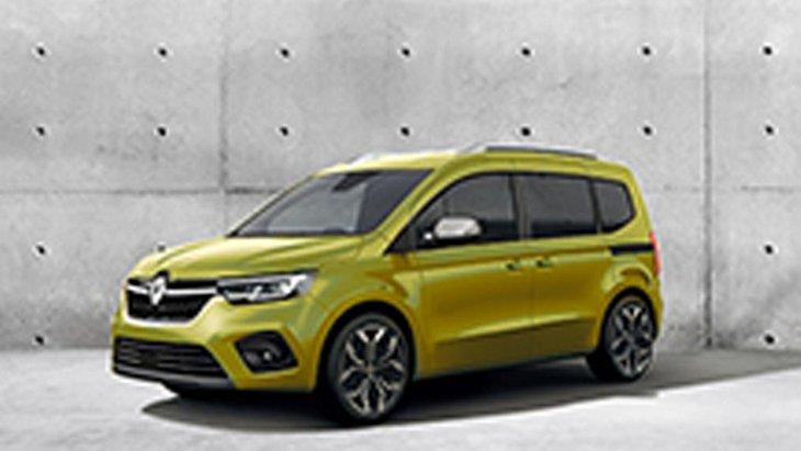 В сеть слили первое фото нового Renault Kangoo 1