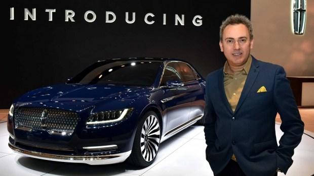 Бывший директор по дизайну Ford переходит в компанию Nissan 1