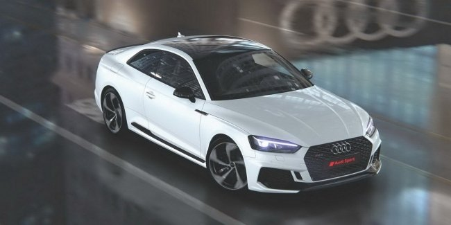 Представлена спецверсия Audi RS5 с 444-сильным мотором 1