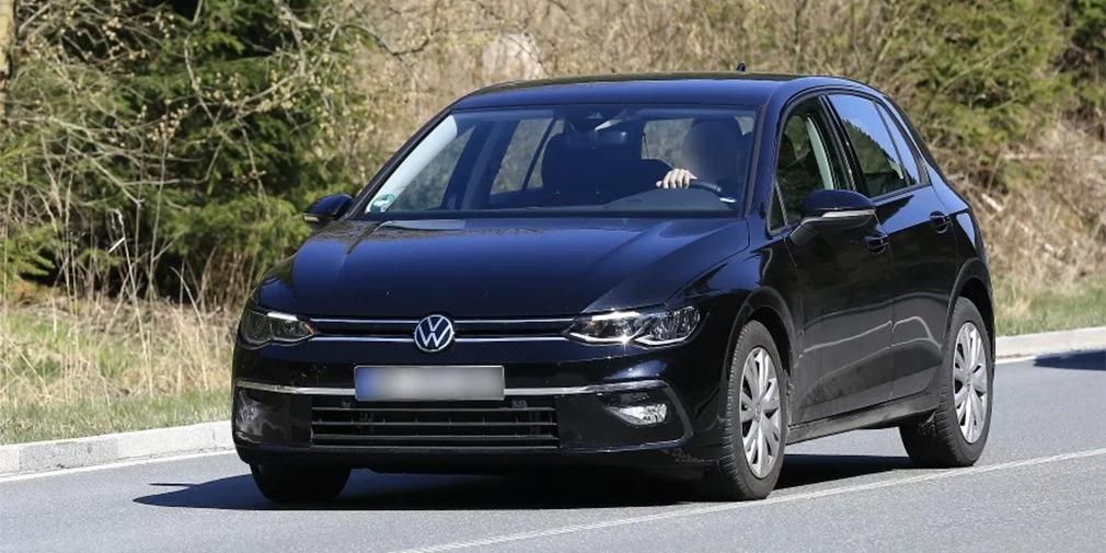 Volkswagen выпустит новый Golf до конца года 1