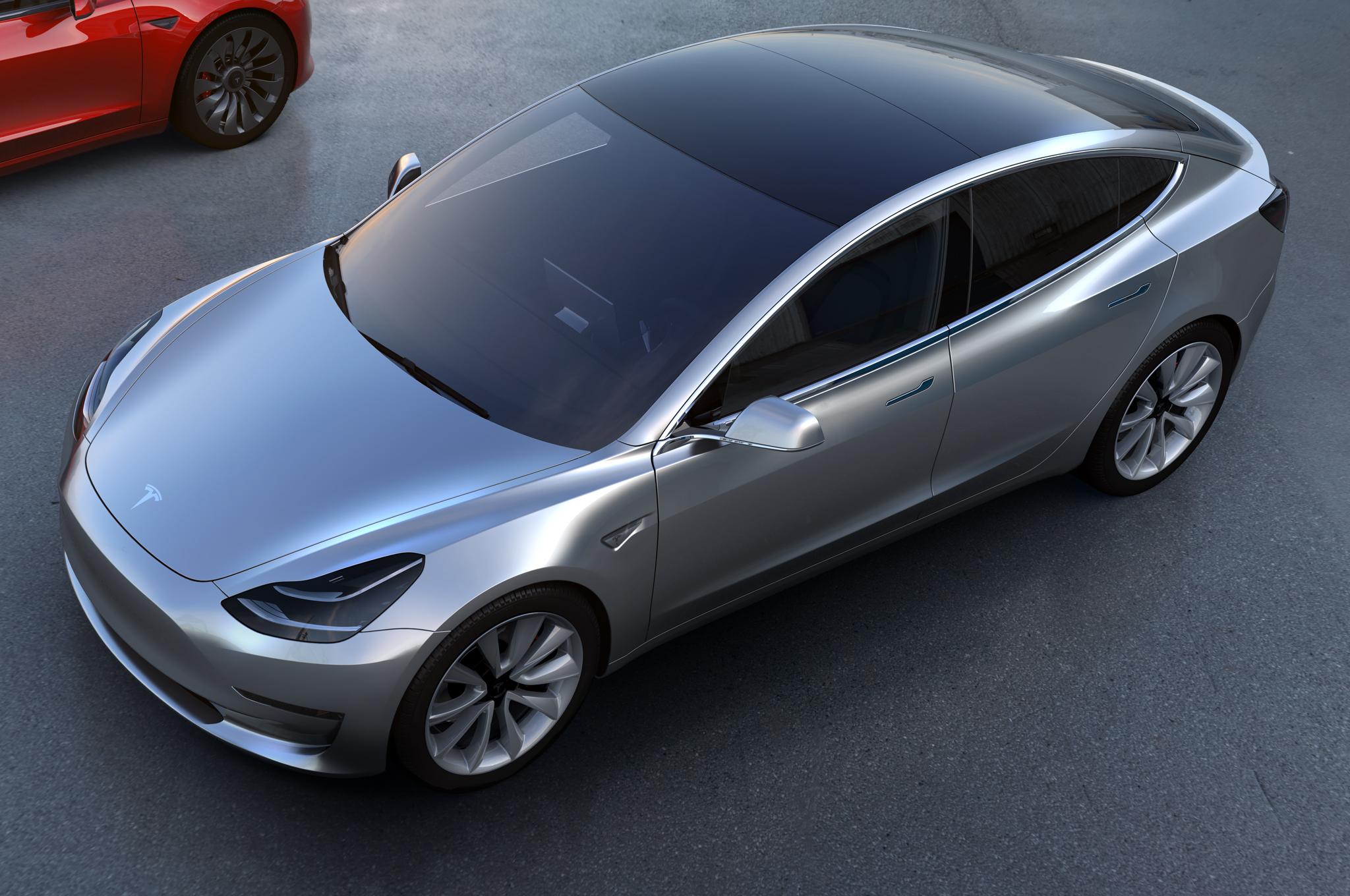Tesla начала продавать подержанные электрокары Model 3 1