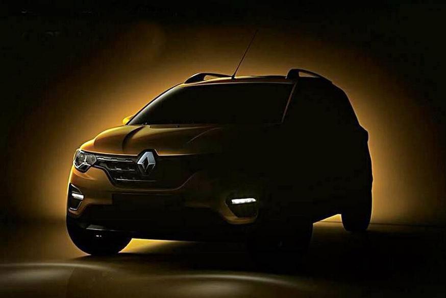 Особенности нового компактвэна Renault Triber 1