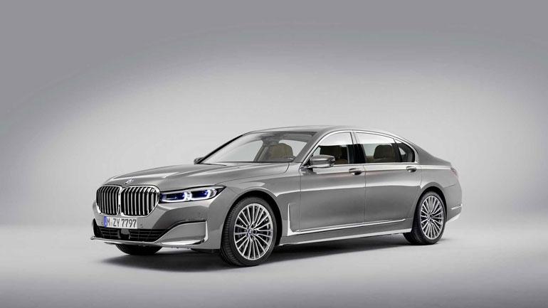 BMW подтвердила отказ от двигателей V12 1