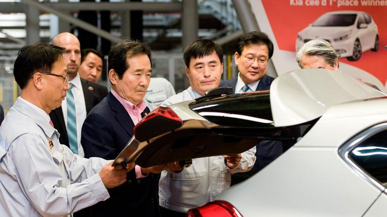 Kia Motors закрывает свой завод в Китае 1