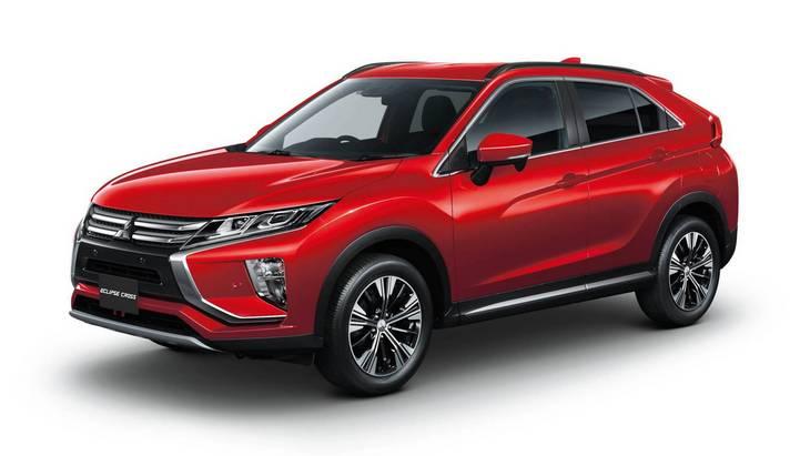 Mitsubishi оснастила Eclipse Cross для Японии новым дизельным двигателем 1