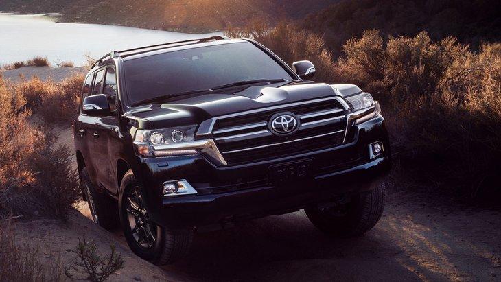 Toyota лишит следующее поколение Land Cruiser культового мотора V8 1