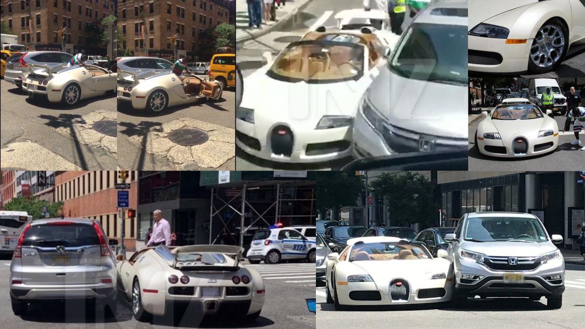 Ущерб от небольших царапин на авто оценили в $200 000 1