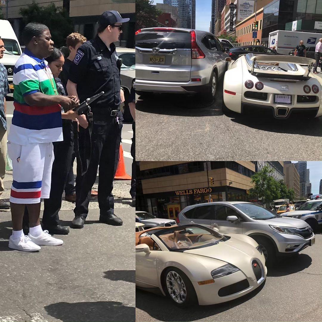 Ущерб от небольших царапин на авто оценили в $200 000 2