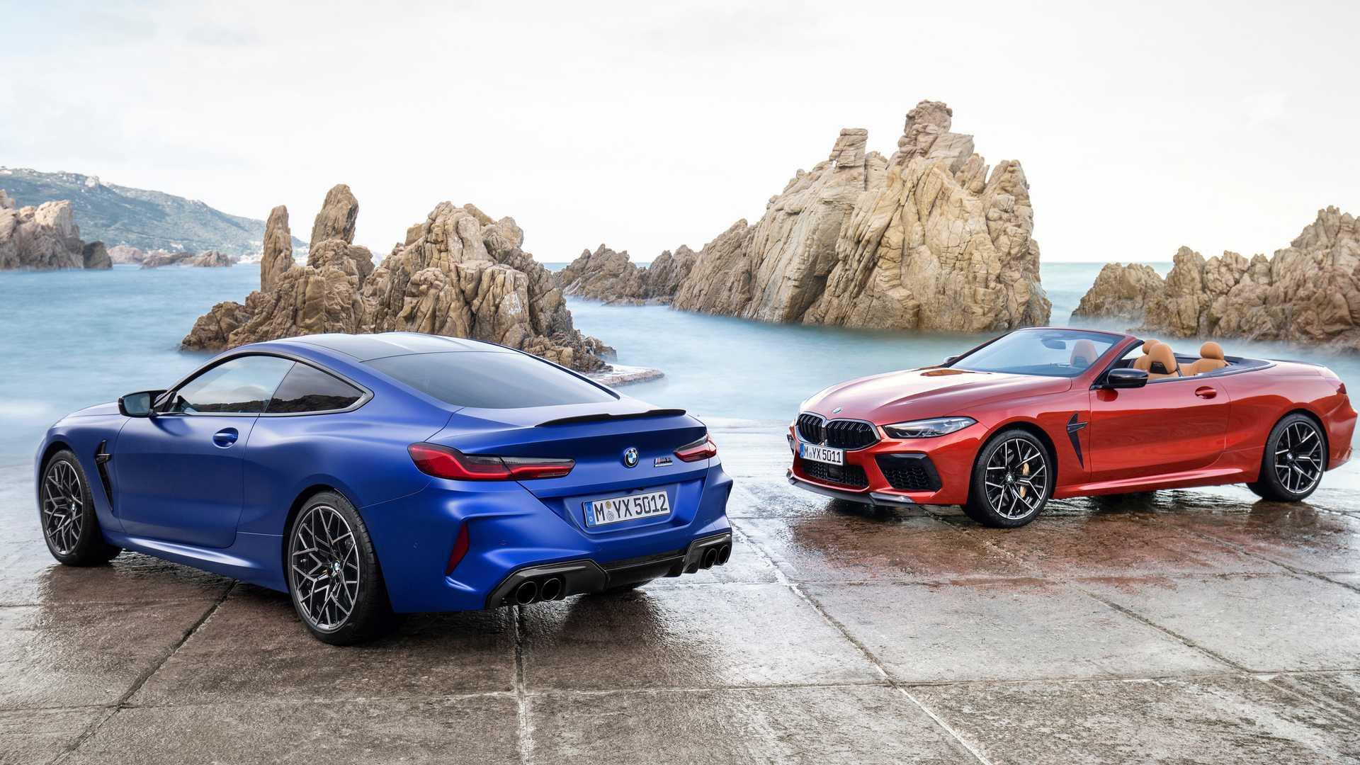 BMW не нужны суперкары, потому что есть M8 1