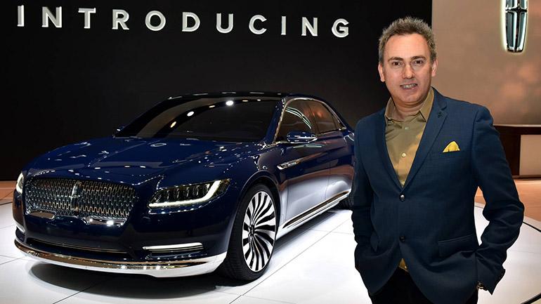 Бывший главный дизайнер Lincoln присоединится к Nissan 1