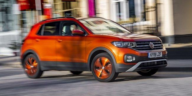 Volkswagen добавил новый дизельный двигатель семейству кроссоверов T-Cross 1