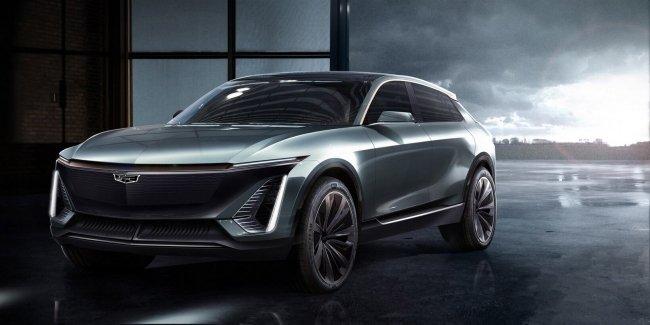 GM выпустят электрический пикап на собственной платформе 1