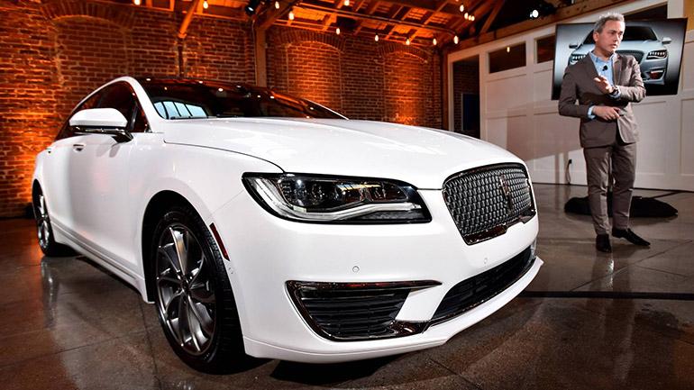 Бывший главный дизайнер Lincoln присоединится к Nissan 3