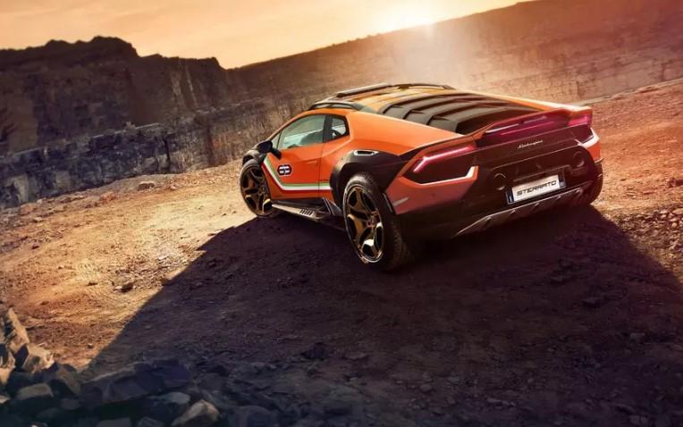 Lamborghini не шутит: «грязный» Huracan идет в серию 1