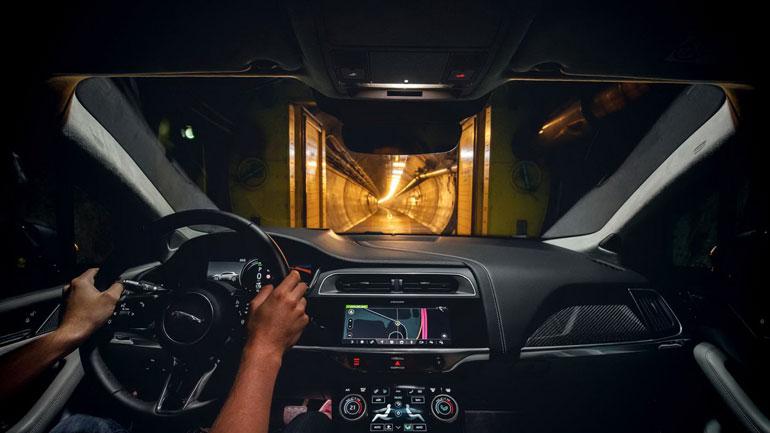 Jaguar отзывает модель I-Pace из-за проблем с тормозами 1