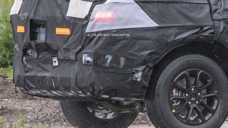 Новый Jeep Grand Cherokee получит автопилот и электрический мотор 3