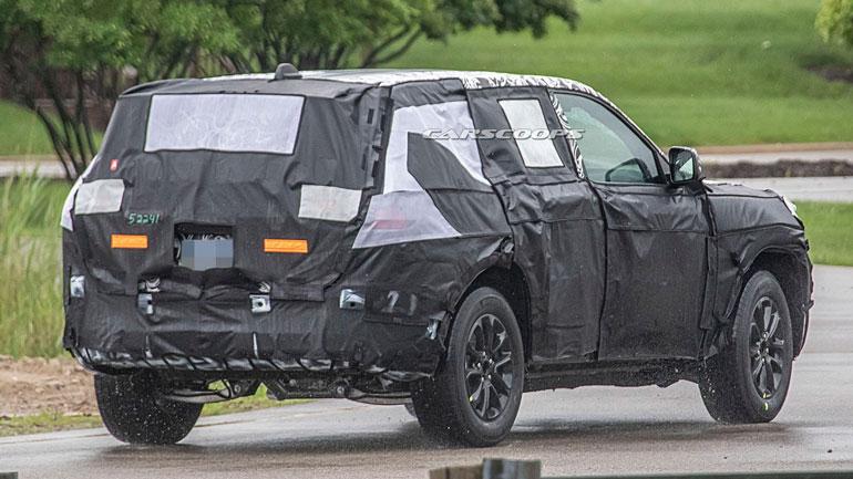 Новый Jeep Grand Cherokee получит автопилот и электрический мотор 2