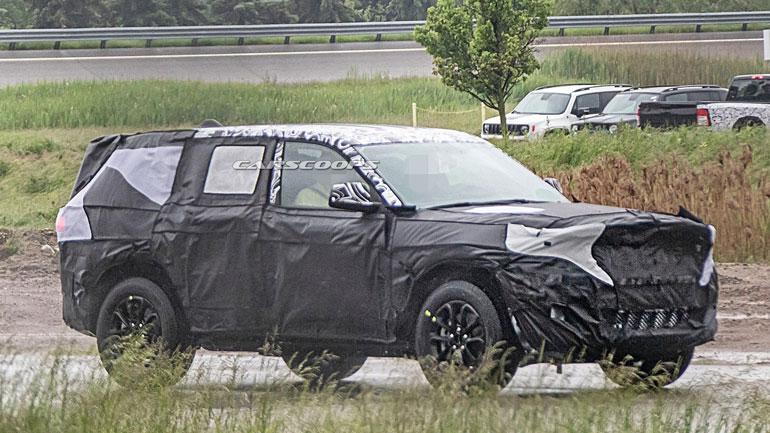 Новый Jeep Grand Cherokee получит автопилот и электрический мотор 1
